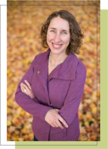 Jennifer Wilson - founder / principal of New Leaf Coaching & Consulting