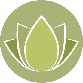 Life coaching services icon - lotus